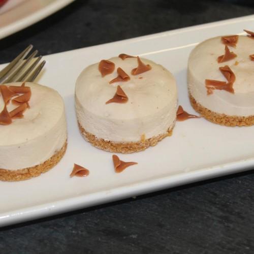 Mini Baileys Cheesecake - Case of 28