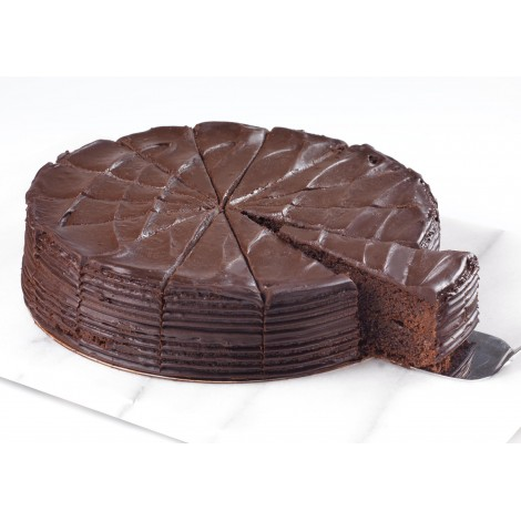 Chocolate Fudge Gateau