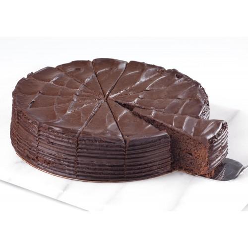 Chocolate Fudge Gateau