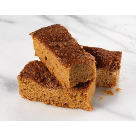 Tray Bake Spicy Pear & Toffee 44pc.