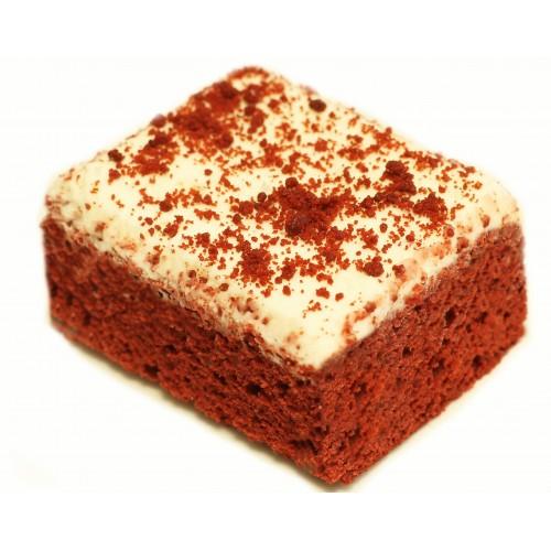 Tray Bake Red Velvet 24pc.