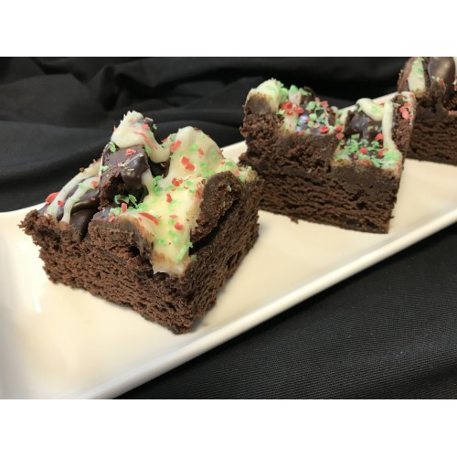 Festive Doucle Chocolate Brownie (Case of 24)