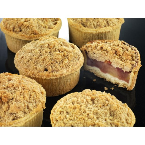 Individual Banquet Apple Berry Crumble - Case of 12
