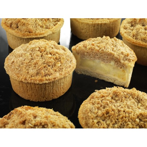 Individual Banquet Apple Crumble - Case of 12