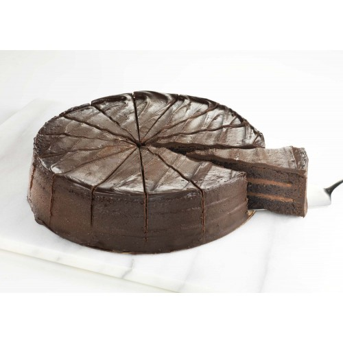 American Chocolate Cake (Chocolate Gateau)