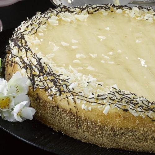 Baked Cheesecake - Vanilla