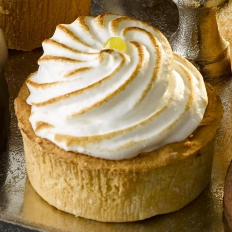 Individual Banquet Lemon Meringue Pie - Case of 12