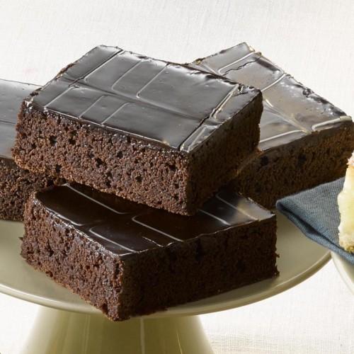 Tray Bake Choc Brownie 24pc.