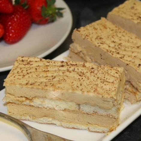 Tray Bake Tiramisu 24pc.