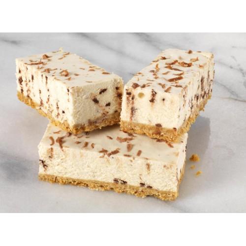 Tray Bake Baileys Cheesecake 44pc.