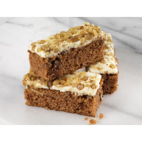 Tray Bake Carrot Cake 44pc.