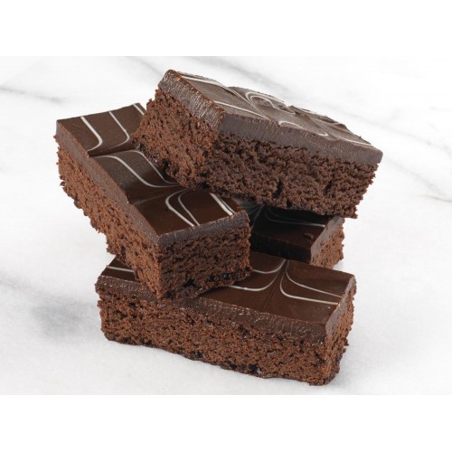 Tray Bake Choc Brownie 44pc.