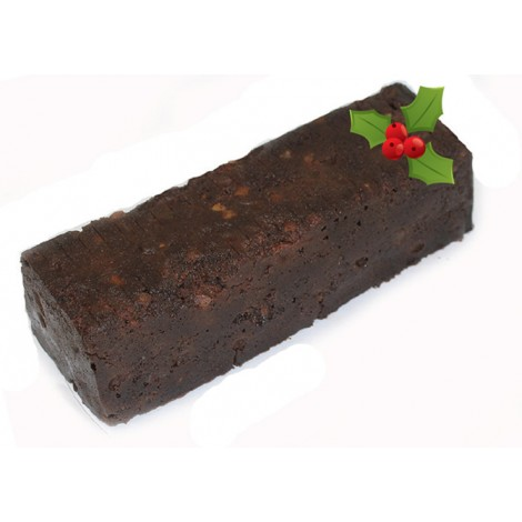 Christmas Pudding Log (1.35kg)